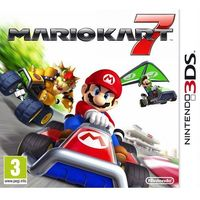 Gry na Nintendo 3DS, Mario Kart 7 3DS