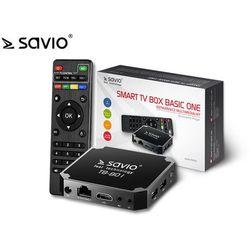 Odtwarzacz multimedialny SAVIO TB-B01- natychmiastowa wysyłka, ponad 4000 punktów odbioru!