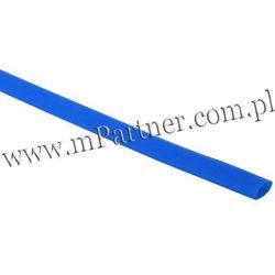 Rura termokurczliwa elastyczna V20-HFT 4,5/2,3 niebieska