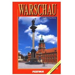Warszawa i okolice. Wersja niemiecka (opr. broszurowa)
