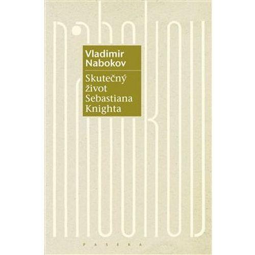 Pozostałe książki, Skutečný život Sebastiana Knighta Nabokov Vladimir