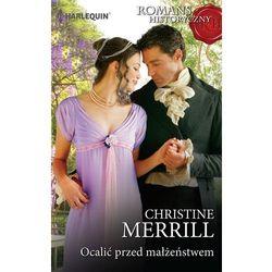 Ocalić przed małżeństwem - Christine Merrill (MOBI)