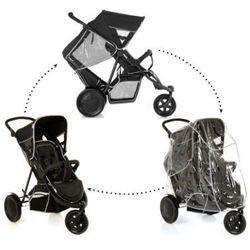 HAUCK Wózek podwójny Freerider SH12 Black