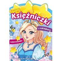 Literatura młodzieżowa, Kraina magii. księżniczki. niezapominajka - praca zbiorowa (opr. broszurowa)
