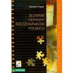 Słownik odmiany rzeczowników polskich (opr. miękka)
