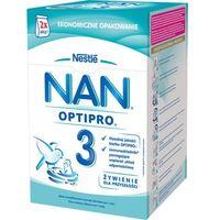 Mleka modyfikowane, Mleko Nan Pro 3 Junior po 1 roku prosz. - 800 g (2 x 400)