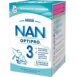 Mleko Nan Pro 3 Junior po 1 roku prosz. - 800 g (2 x 400)