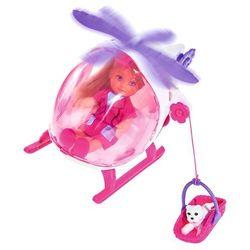 Evi w helikopterze ratunkowym