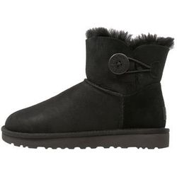 UGG MINI BAILEY BUTTON II Śniegowce black