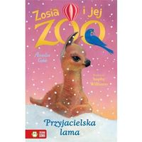Literatura młodzieżowa, Przyjacielska lama. zosia i jej zoo - amelia cobb (opr. broszurowa)