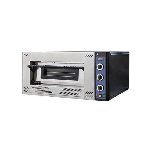 Piece i płyty grzejne gastronomiczne, Hendi Piec do pizzy gazowy | 16,1kW | komora 620x620x(H)150 mm - kod Product ID