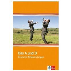 Das A und O Deutsche Redewendungen (opr. miękka)