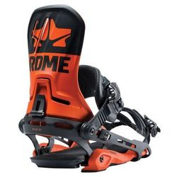 Wiązania snowboardowe Rome D.O.D. (orange) 2019