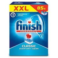 Kostki do zmywarek, FINISH Powerball Classic tabletki do mycia naczyń w zmywarkach 85szt