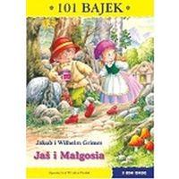 Książki dla dzieci, Jaśi Małgosia 101 bajek (opr. miękka)