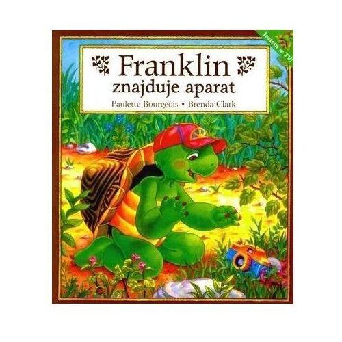 Książki dla dzieci, Franklin znajduje aparat (opr. miękka)