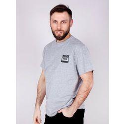 Podkoszulka t-shirt męski szara kaseta L