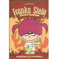 Książki dla młodzieży, Franka Stein. Szalony naukowiec. Przepis na potwora (opr. broszurowa)