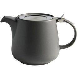 Maxwell & Williams - Tint - Dzbanek do herbaty, grafitowy, 1,20 l - grafitowy