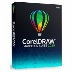 Program COREL CorelDRAW Graphics Suite 2020 Mac