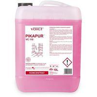 Płyny i żele do czyszczenia armatury, Pikapur 10l VC110 Voigt czyste kafle, umywalki i sanitariaty