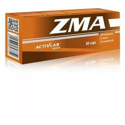 Activlab ZMA 60 kapsułek - produkt w magazynie - szybka wysyłka!