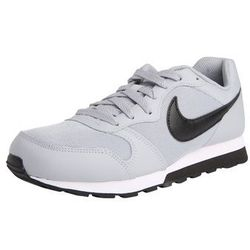 Nike Sportswear RUNNER Tenisówki i Trampki wolf grey/black/white