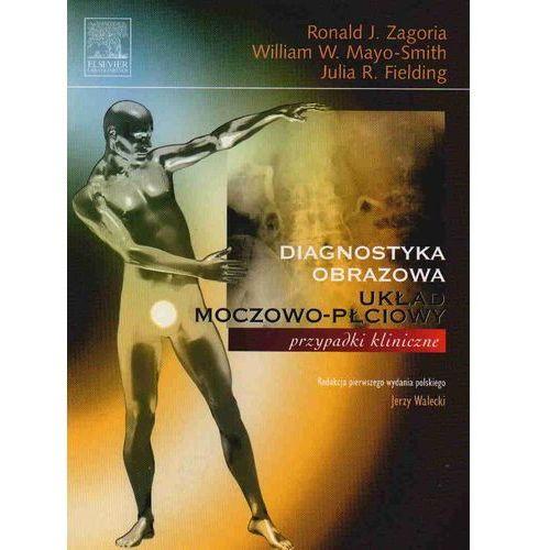 Książki medyczne, Diagnostyka obrazowa. Układ moczowo-płciowy (opr. broszurowa)