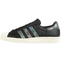 adidas Originals Superstar 80's Tenisówki Czarny 41 1/3 Przy zakupie powyżej 150 zł darmowa dostawa.