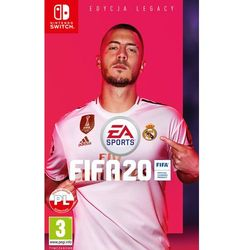 FIFA 20 Gra NINTENDO SWITCH