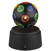 Lampy stojące, Globo 28017 - LED Lampa dekoracyjna DISCO 1xLED/0,06W/3xAA