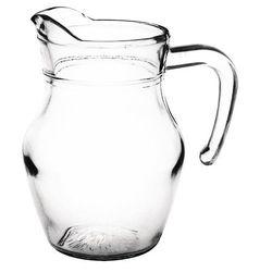 Dzbanek szklany   6 szt.   różne wymiary