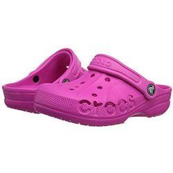 Crocs Baya Kids Neon Magenta Różowe klapki dla dzieci