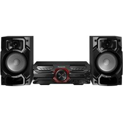 Power audio PANASONIC SC-AKX320E-K Czarny