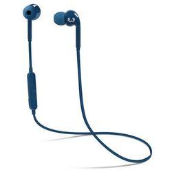 Zestaw słuchawkowy Bluetooth FRESH N REBEL Vibe Wireless + głośnik Bluetooth Rockbox Pebble Indigo 8GIFT05IN