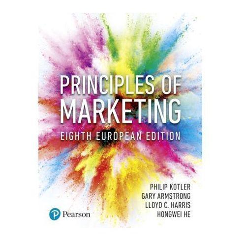 Biblioteka biznesu, Principles of Marketing Philip Kotler