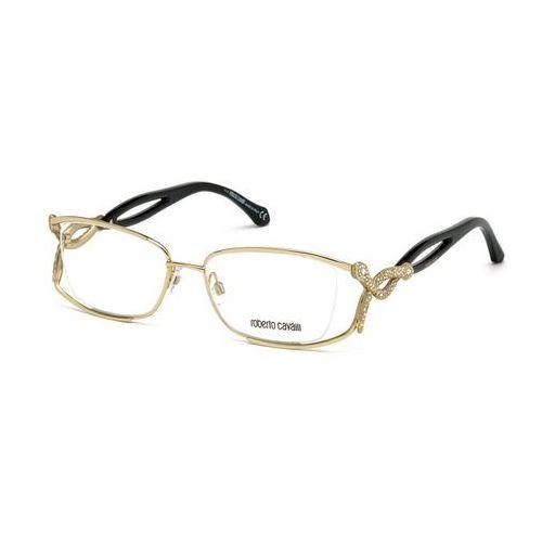 Okulary korekcyjne, Okulary Korekcyjne Roberto Cavalli RC 0960 SARIN 028