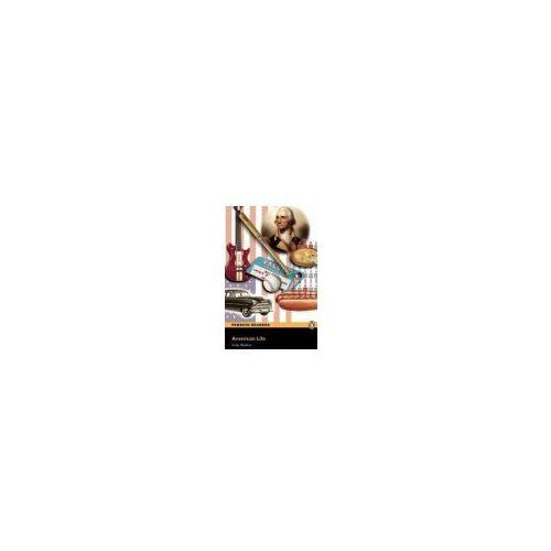 Książki do nauki języka, American Life + MP3 CD. Penguin Readers Original (opr. twarda)