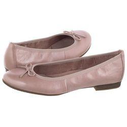 Baleriny Tamaris Różowe 1-22116-22 599 Rose Pearl (TM173-b)