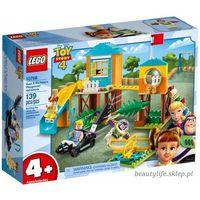 Pozostałe zabawki, Lego JUNIORS 10768 Toys Story 4 Przygoda Buzza