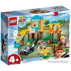 Lego JUNIORS 10768 Toys Story 4 Przygoda Buzza