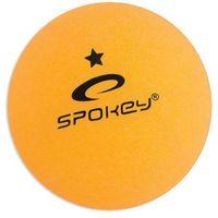 Tenis stołowy, Piłeczki tenis stołowy Spokey pomarańcz 6 sztuk 81873