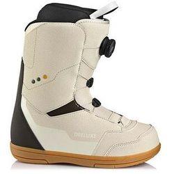 buty snowboardowe DEELUXE - Harmony BOA CF Freestyle bone (3900) rozmiar: 37.5