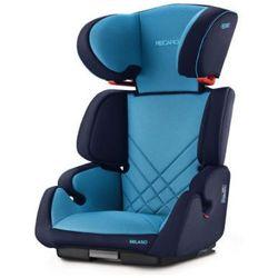 RECARO Fotelik samochodowy Milano Seatfix Xenon Blue