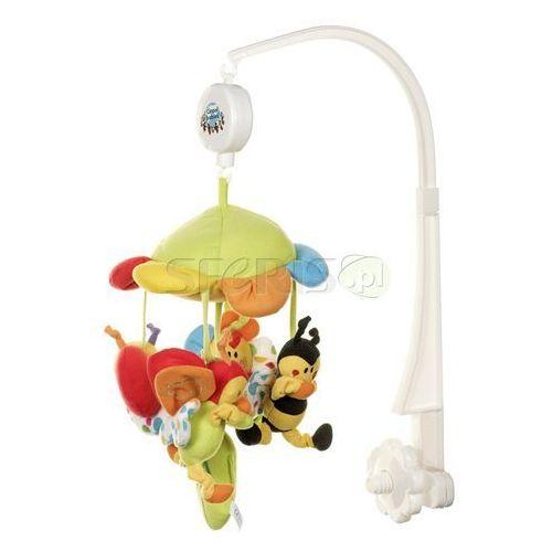 Karuzele dla niemowląt, Karuzela pluszowa CANPOL BABIES Kolorowa łąka 2/984 + Zamów z DOSTAWĄ JUTRO! Oferta ważna tylko do 2022-12-20