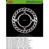 Tarcze hamulcowe do motocykla, NG1263X TARCZA HAMULCOWA BETA 50/350/400/450/498/500 RR ENDURO (260X120,2X3,5) (4X8,5MM)