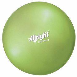 Piłka gimnastyczna Allright Over Ball 26cm green
