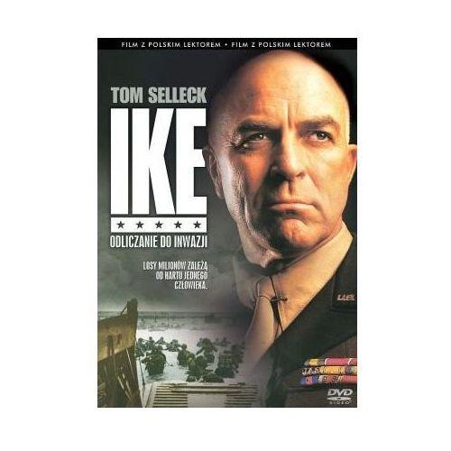 Filmy wojenne, Ike: odliczanie do inwazji (DVD) - Robert Harmon. DARMOWA DOSTAWA DO KIOSKU RUCHU OD 24,99ZŁ
