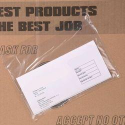 Foliopaki koperty kurierske foliowe, A6, 1000 szt.