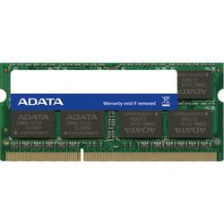 Pamięć do laptopa ADATA 4GB 1600MHz DDR3L CL11 SODIMM, 1.35V (ADDS1600W4G11-S) Darmowy odbiór w 20 miastach!